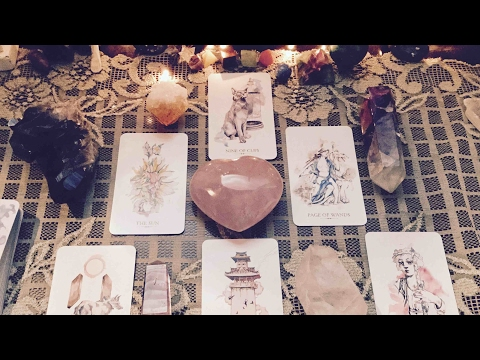 Aquarius *Should I stay or go?* Love and Relationship Tarot Reading May 2017