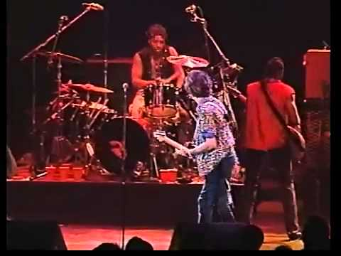 Keith Richards Gimme Shelter, Boston 1993