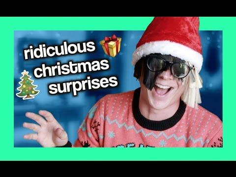 My Ridiculous Christmas Surprises | Tyler Oakley thumbnail