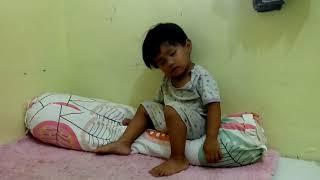 My Daughter is Sleepy #BabyFunny