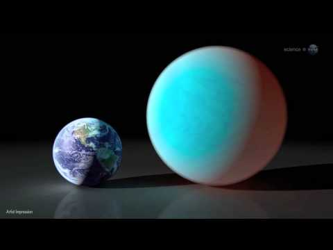 Alien Super-Earth Goes Supercritical?