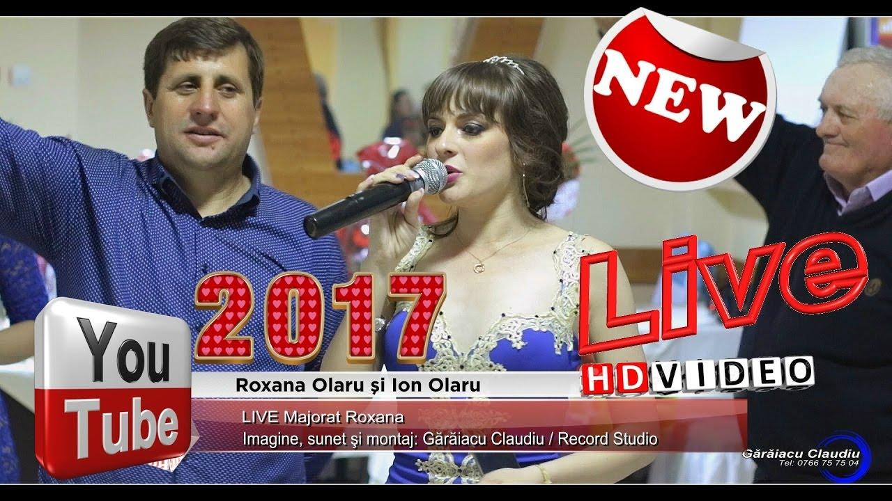 Roxana Olaru si Ion Olaru - Foaie verde margarit | Colaj ASCULTARE LIVE | Doamne mult imi pace viata