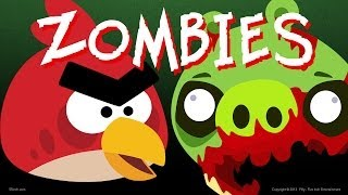 Angry Birds VS Zombies Parody - The Squawking Dead
