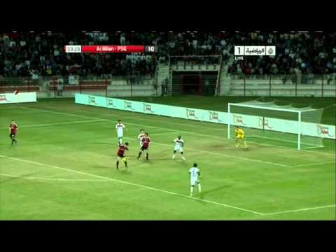 Highlights AC Milan 1-0 PSG - 04-01-2012