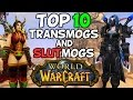 Top 10 World Of Warcraft Transmogs And Slutmogs - June 2015