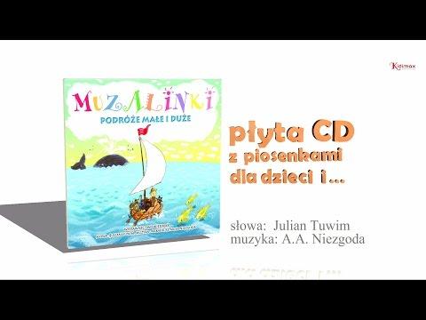 Piosenki Dla Dzieci - Muzalinki Podróże Małe I Duże Promo