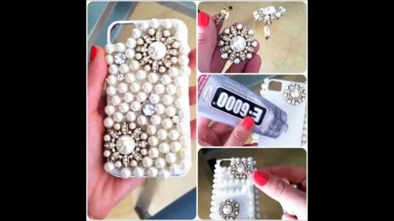 Easy Creative And Inexpensive Diy Iphone Case Ideas Youtube