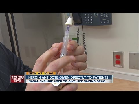 Heroin antidote given to Colorado addicts