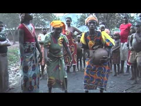 Igbo Women's Udu Song For Eugene Skeef video