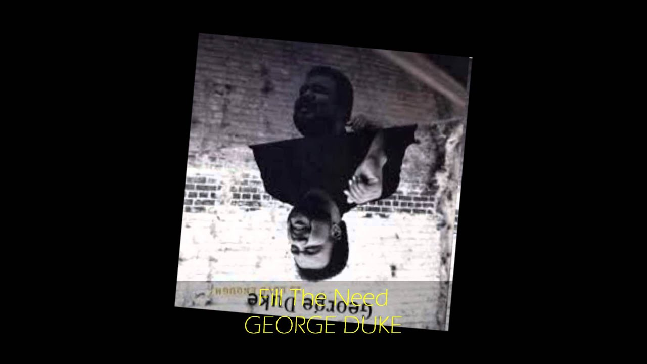 George duke is love enough in a marriage