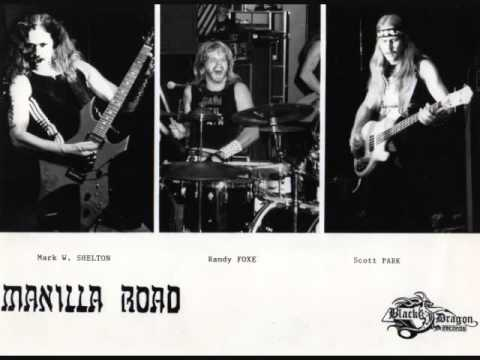 Manilla Road - Hammer Of The Witches