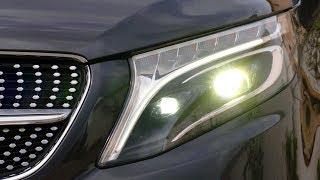 2020 Mercedes-Benz V-Class 300 d 4MATIC graphite grey metallic