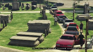 GTA 5 Online Fast And Furious Car Meet #ForPaul