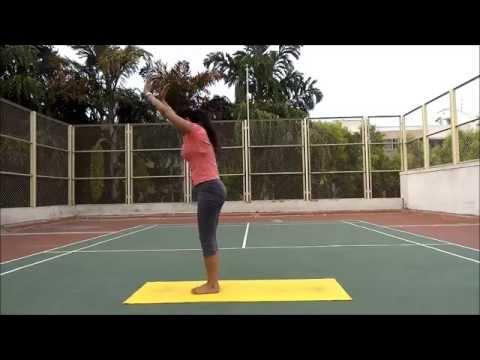 10- Minute workout using Surya Namaskar for beginners