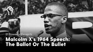 malcom x the ballot or the Definition of the ballot or the bullet in the legal dictionary - by free online english dictionary and encyclopedia what is  the ballot or malcolm x malcolm.