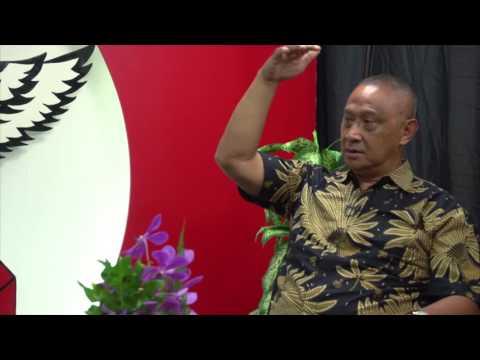 Wawan Sabdo - Tante Ann in gesprek met Jakiem Asmowidjojo