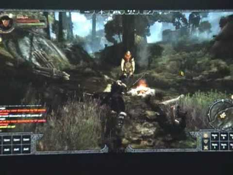 Age of Conan E3 Gameplay (new MMORPG)