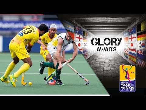 Australia vs India - Men's Rabobank Hockey World Cup 2014 Hague Pool A [09/6/2014]