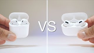 AirPods Pro vs AirPods: Which Should You Buy?