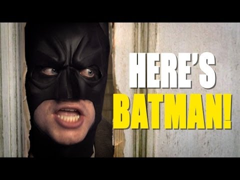 Batman in Classic Movie Scenes Part 3