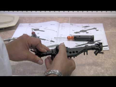 Axial Wraith Kit Build Video 6