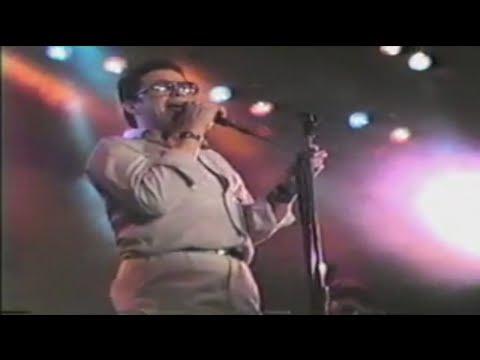 Héctor Lavoe - Concierto en el Coliseo Roberto Clemente. P.R (1985) Filmado por: Orlando Godoy