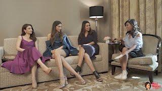 Deepika Padukone, Neha Dhupia & Soha Ali Khan   MissMalini Interview
