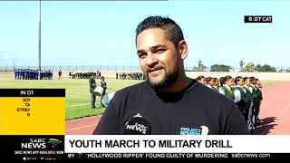 38 schools participate in March and Drill Competition in Port Elizabeth
