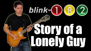Watch Blink182 Story Of A Lonely Guy video