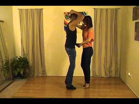 how to dance bachata advanced
