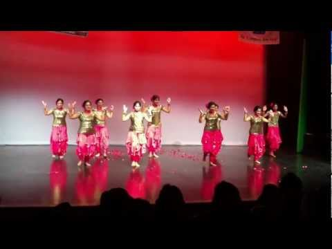 Asatoma Sadgamaya Dance Austin GAMA 2012 - v2