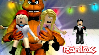 FREDDY WONT LET US GO!! | Roblox Roleplay