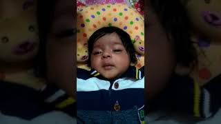 Ekam baby feeling uncomfortable