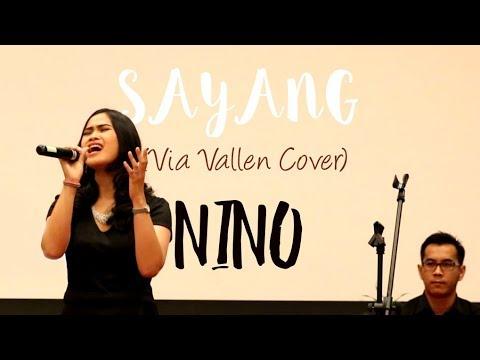 VIA VALLEN - SAYANG (Versi Akustik) Cover by Nino