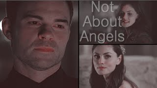 Elijah Mikaelson [The Originals] - Not About Angels [3x15]