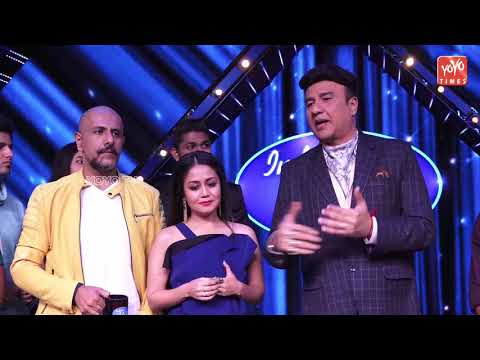 Singer Neha Kakkar And Anu Malik Unveil Indian Idol 10 ..!! | Bollywood Updates | YOYO Times
