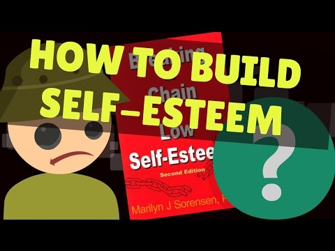 How to Build Self-Esteem | Breaking the Chain of Low Self-Esteem Animation Notes