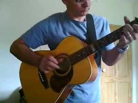 Waltz - John Renbourn (cover)