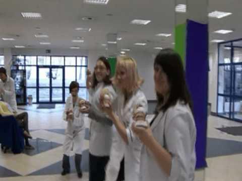LipDub - Uniwersytet Medyczny W Lublinie 2010 - Medical University Of Lublin