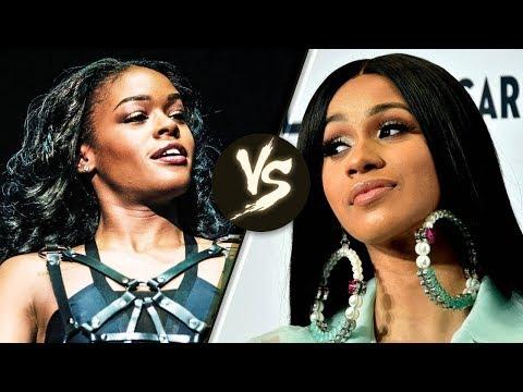 Cardi B Vs Azealia Banks (Who's Side Are You On?)