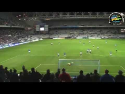 Real Oviedo 4 Lealtad 0 desde Grada - nº 60 de VideoblogASTURIAS.com