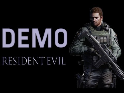 Resident Evil 6 Demo- Chris