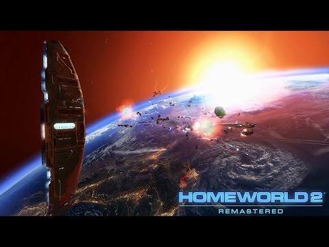 Homeworld 2 Remastered Story Trailer (Homeworld Remaste...