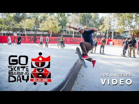 Go Skateboarding Day 2016: LA