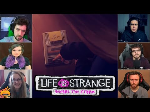 """Gamers Reactions to the """"I'm sorry"""" Tape (END) 