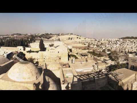 Jerusalem of Gold  - Yerushalayim shel Zahav  -Ofra Haza- with English Lyrics