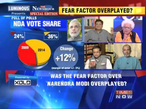 The Newshour Debate: Fear factor overplayed? - Full Debate (13th May 2014)