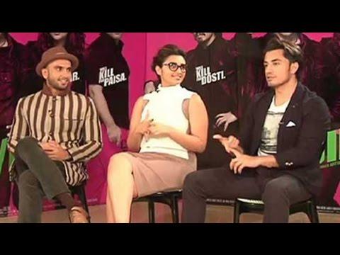 Parineeti Chopra Is Hot And Sensual In Kill Dil: Ali Zafar video