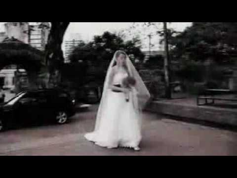 Jay Contreras And Sarah Abad's Black Wedding (video) video