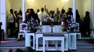 Watch Karen Clarksheard God Is Here video